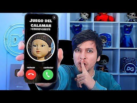 Download HE LLAMADO a LA MUÑECA del JUEGO DEL CALAMAR !! - DeGoBooM