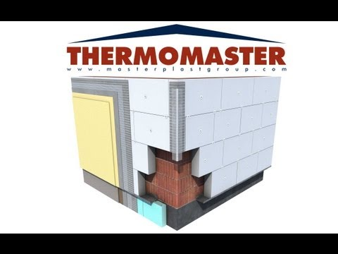 Installation guide of THERMOMASTER facade insulation system