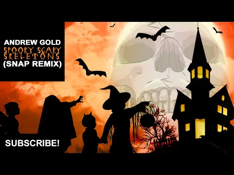 Andrew Gold - Spooky Scary Skeletons (Hardstyle Remix)