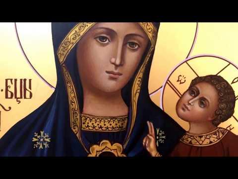 Икона Пресвятой Богородицы Армянская