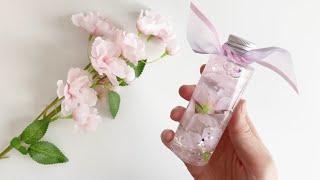 지지않는 벚꽃 워터볼