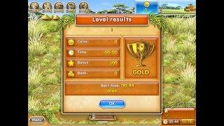 farm frenzy 3 only GOLD (level 1) playthrough Веселая ферма 3 (уровень 1) Золото