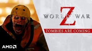 World War Z: Zombies are Coming Trailer