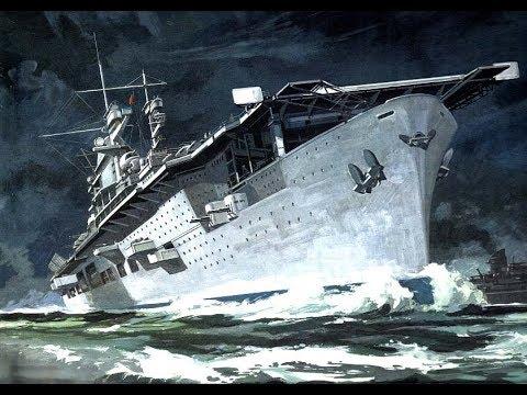 Graf Zeppelin Update #4 A close finale
