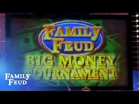 Big Money Tournament | Family Feud