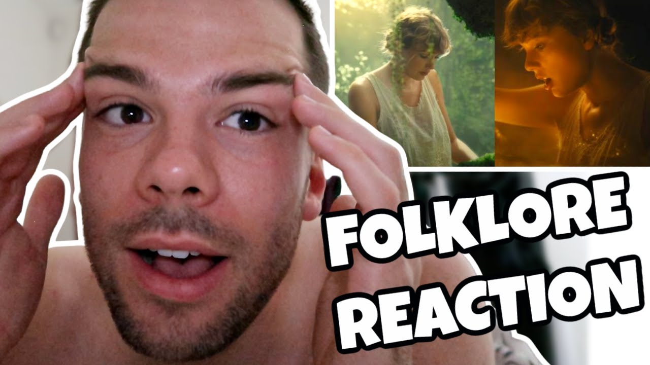 Taylor Swift - Cardigan Official Music Video Reaction | Folklore