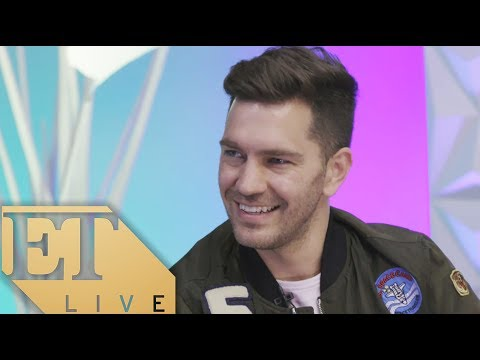 ET LIVE with Andy Grammer Chatting New Summer Song 'Give Love', 'Fresh Eyes' Music Video