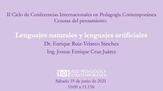 """Conferencia """"Lenguajes naturales y lenguajes artificiales."""