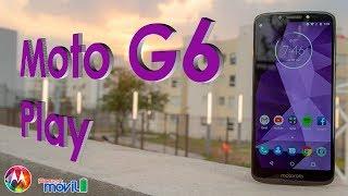 Moto G6 Play - Análisis