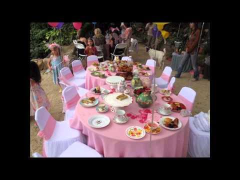 Easy DIY Tea party ideas for kids