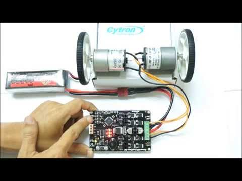 MDDS10 Smart Motor Driver Dual Channel - 10A