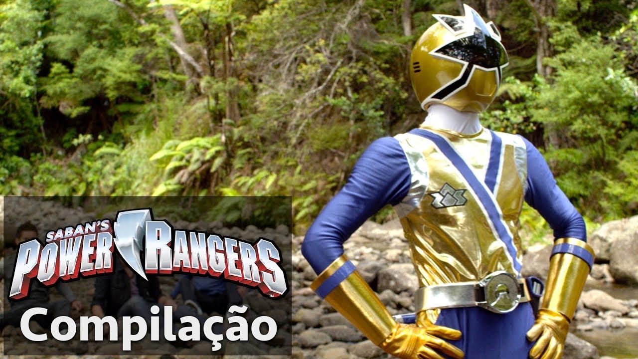 Download Power Rangers em Português | Momentos emocionantes do Super Samurai!