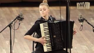 SEMENOV Bulgarian Suite - Maria Dmitrieva, accordion / СЕМЁНОВ Болгарская сюита - Мария Дмитриева