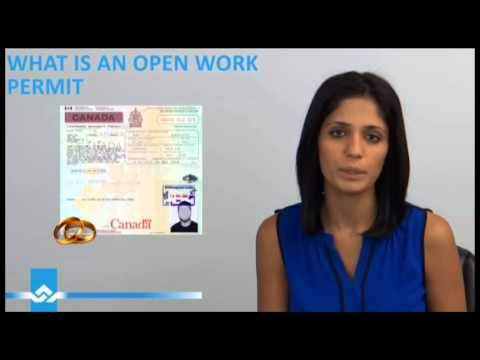 What is an Open Work Permit