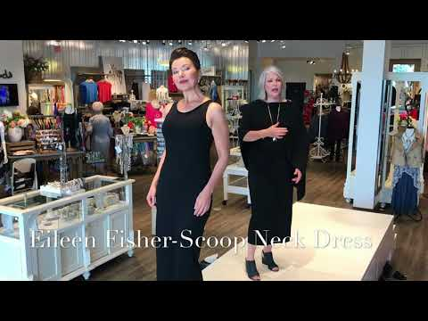 Shepherd's Wardrobe Wednesday - Little Black Dress