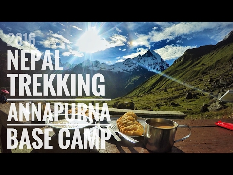 Trekking A Week in Nepal - Annapurna Base Camp