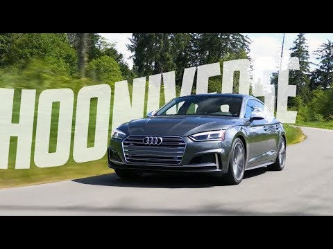 First Drive: 2018 Audi S5 Sportback