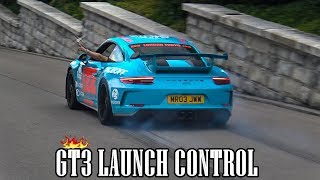 **Gumball 3000 In Zürich 2018** Revs, Great Sounds, Pops & Crackles, Launch Control!