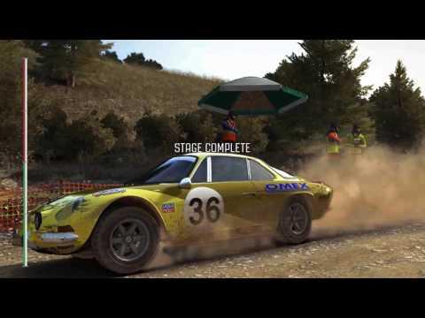 DiRT Rally - Event 1   Greece