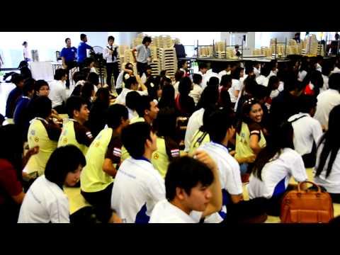 กิจกรรมละลายพฤติกรรม SIFE Thailand Exposition 2012/2