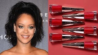 Rihanna Is About To Drop 14 NEW Fenty Lipstick Shades & Here's When