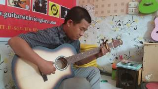 Khi ngườ lớn cô đơn - test guitar 650.000d 0906.39.1557