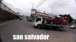 Vagando por  san salvador , EL SALVADOR