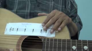 hoc guitar dieu  hanh khuc