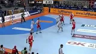 Handball World Cup 2007 Czech Republic - Russia