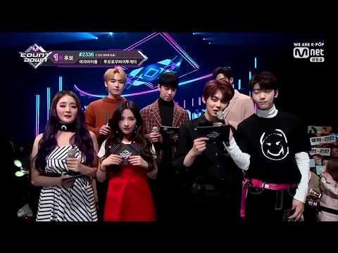 [ENG SUB] TXT (투모로우바이투게더) YEONJUN And SOOBIN Special MC @ M Countdown 190314