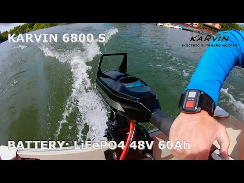 Electric Outboard Motor - KARVIN eu