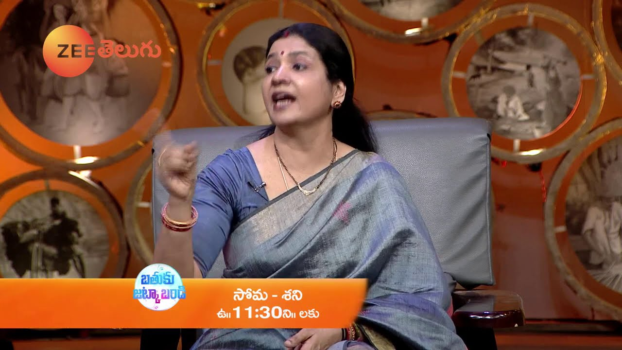 Bathuku Jataka Bandi Episode 1339 | Jeevitha Rajasekhar | 18th & 19th Sept at 11:30 AM | Zee Telugu