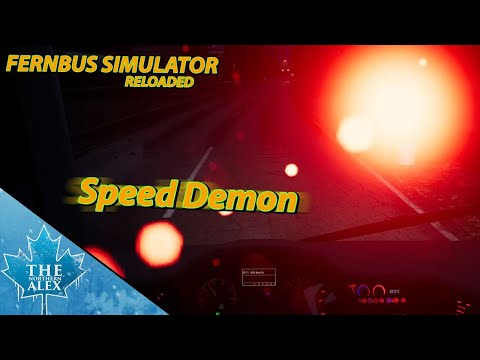 Fernbus/ Coach Simulator - Speed Demon -