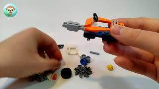 UNBOXING LEGO ice cart Builing Toy LEGO CITY