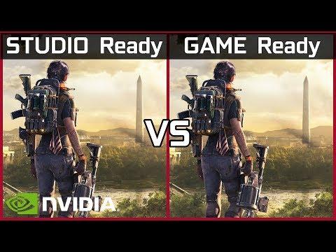 Nvidia Studio Ready