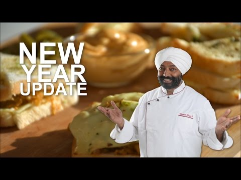 Food and Recipe Update for New Year by Chef Harpal Singh