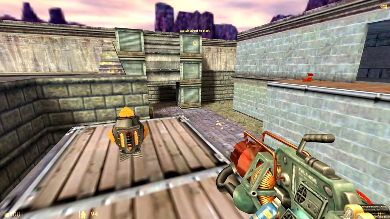Half-Life Adrenaline Gamer Demo - Alex vs Worldspawn in Lost Village (POV: Alex)