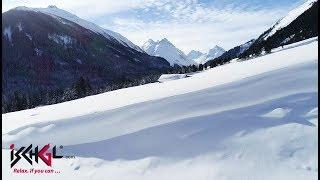 Drohnen Snow Update – Silvretta Arena MATHON/Ischgl – Special Edition