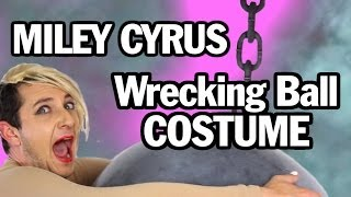 Baixar - How To Miley Cyrus Wrecking Ball Halloween Costume Grátis