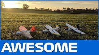 Awesome Autumn FPV Adventures ( X-UAV Mini Talon's )