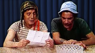 CHAVES E SEU MADRUGA NO FLOW PODCAST