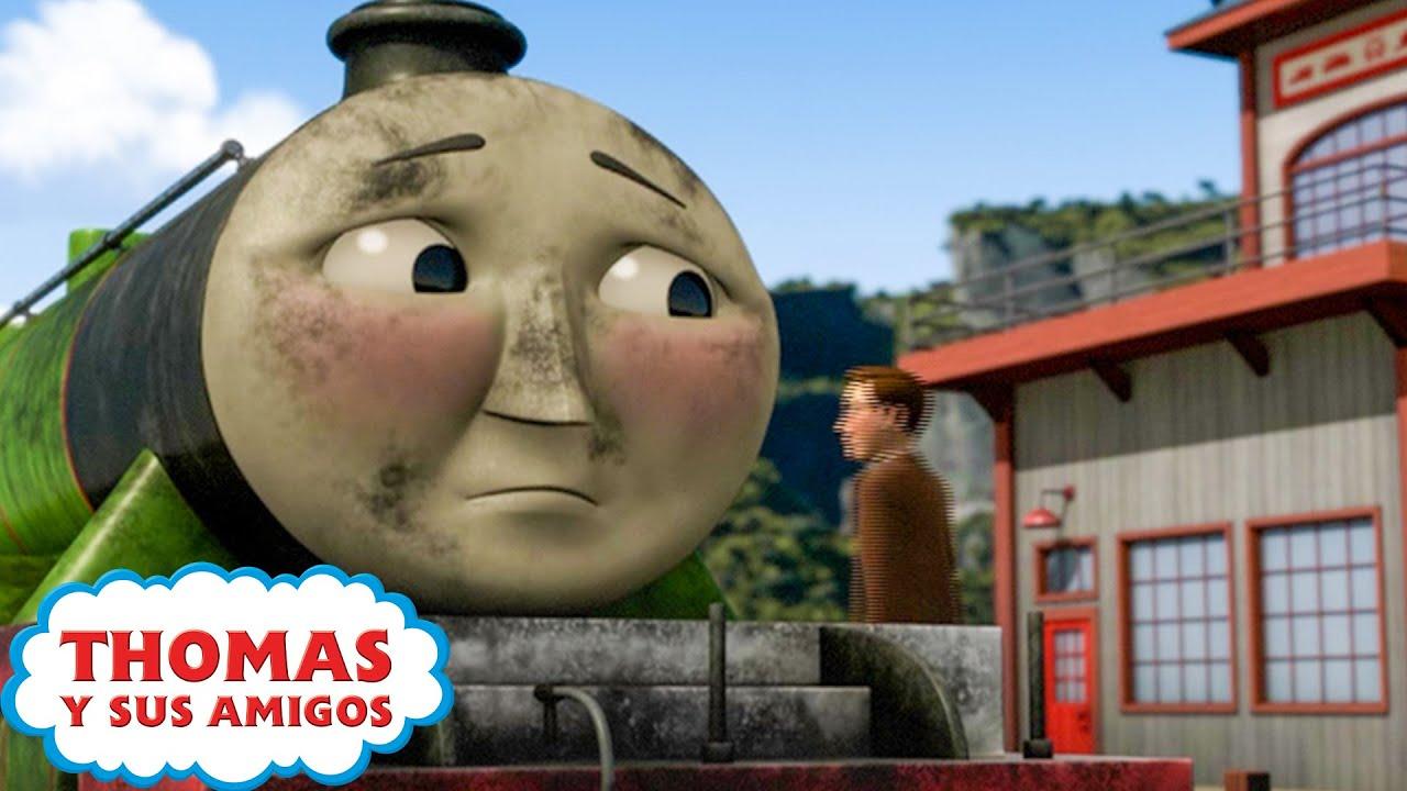 El Carbón Feliz de Henry | Thomas y Sus Amigos | Capítulo Completo | Caricaturas | Dibujos Animados