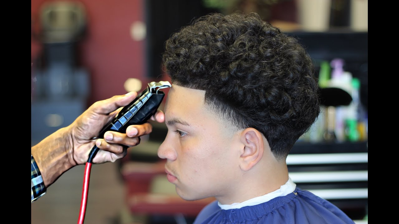 Freshest Blowout Taper Hd Youtube