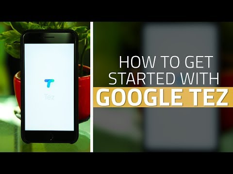 Google Tez: How to Send or Receive Money on Google's UPI App