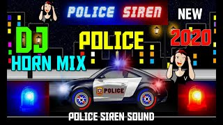 New Police Siren Police Horn Mix Trance Police Sound DJ Song Police Siren Trance Download 2020 New