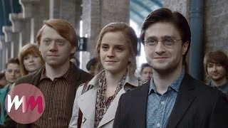 Top 10 Harry Potter Moments That Made Us Happy Cry
