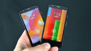 motorola moto g vs google play edition unboxing review