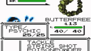 Pokemon Yellow - Pokemon Yellow boss 1. - User video