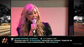 Focus : Communication intégrée - HUBFORUM PARIS 2012