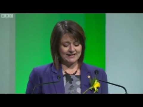 Leanne Wood - Plaid Cymru Spring Conference, 1 March 2013